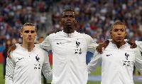 Cầu thủ Pháp xuất sắc nhất 2019: Bất ngờ Pogba và Mbappe