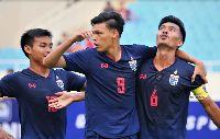 U23 Thái Lan nguy cơ bị loại khỏi VCK châu Á 2020