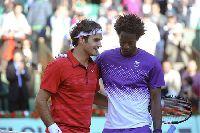 Xem trực tiếp Roger Federer vs Gael Monfils ở Madrid Open 2019 trên kênh nào?