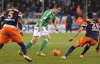 Kết quả bóng đá hôm nay 11/5: Saint Etienne 0-1 Montpellier