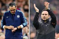 Lampard là ứng viên số 1 thay thế Sarri ở Chelsea