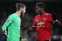 Man United gặp khó khăn cực độ vì De Gea, Pogba 'dở chứng làm loạn'