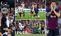 Barca mất chức vô địch Cúp nhà Vua 2019 vào tay Valencia