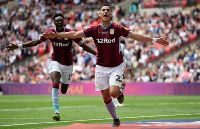 Kết quả Aston Villa 2-1 Derby County: Villains chính thức trở lại Ngoại hạng Anh