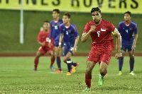 Nhận định U22 Singapore vs U22 Philippines, 18h45 ngày 7/6