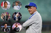 Danh sách ứng viên thay thế HLV Sarri nếu ông rời Chelsea