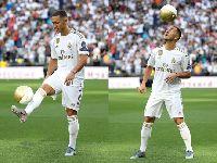 Real Madrid làm điều bất ngờ trong ngày ra mắt Eden Hazard