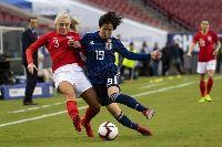 Trực tiếp Nữ Nhật Bản vs Nữ Scotland, 20h ngày 14/6