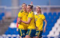 Kết quả Nữ Thụy Điển 5-1 Nữ Thái Lan: Người Thái tiếp tục thảm bại