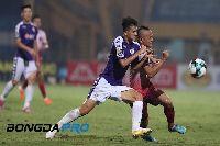 Ceres 1-1 Hà Nội FC: Chia điểm, đại diện Việt Nam có lợi thế ở lượt về