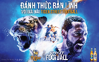 Luis Figo, Rio Ferdinand, Didier Drogba,... hội tụ ở Tiger Street Football Việt Nam 2019