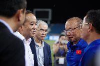 Chủ tịch VFF: 'Sẽ không để HLV Park Hang-seo và cộng sự chịu thiệt thòi'
