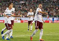 Kết quả Martinique 2-3 Mexico: El Tri vào tứ kết với ngôi đầu bảng