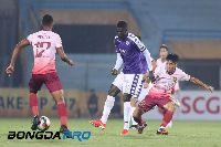 Hà Nội FC vs Ceres Negros: Omar và Samson là niềm hy vọng số 1
