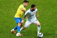 LĐBĐ Argentina đưa bằng chứng tố trọng tài thiên vị Brazil