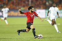 Ai Cập 0-1 Nam Phi: Salah về nước sớm