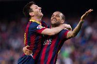Dani Alves sắp trở lại Barca, tái hợp Lionel Messi