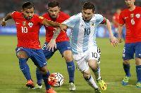Đội hình ra sân Argentina vs Chile: Messi 'so găng' Sanchez, Dybala đấu Vidal