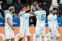 Argentina 2-1 Chile: Aguero và Dybala giúp Argentina giành huy chương đồng Copa America 2019
