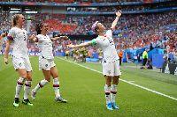 Mỹ vô địch World Cup nữ 2019