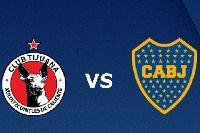 Trực tiếp Club Tijuana vs Boca Juniors, 9h ngày 11/7