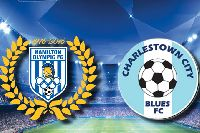 Trực tiếp Charlestown City Blues vs Hamilton Olympic, 15h30 ngày 11/7