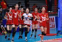 Lịch thi đấu giải bóng chuyền nữ U23 châu Á 2019: Chủ nhà Việt Nam đại chiến Thái Lan