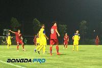 Video highlights: U23 Việt Nam 1-0 U18 Việt Nam (đợt 1 tháng 7 chuẩn bị SEA Games)