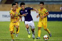 Hà Nội 2-2 Sanna Khánh Hòa: Hà Nội bỏ lỡ cơ hội trở lại ngôi đầu