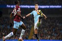 Trực tiếp bóng đá Man City vs West Ham trên kênh nào?