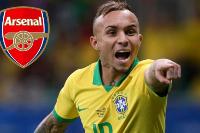 Arsenal vượt mặt MU, đón vua phá lưới Copa America 2019