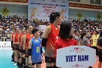 Lịch thi đấu giải bóng chuyền nữ U23 châu Á 2019 hôm nay 19/7: Việt Nam đối đầu Kazakhstan