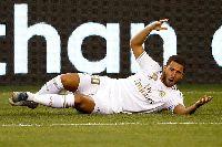 Eden Hazard tăng gần chục cân từ khi gia nhập Real Madrid