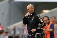 HLV Zinedine Zidane bình thản trước những thất bại liên tiếp của Real Madrid