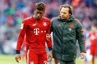 Bayern Munich thiệt quân trước trận Siêu cúp Đức với Dortmund