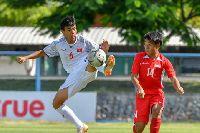 U15 Việt Nam 1-0 U15 Timor Leste: Thắng tối thiểu, U15 Việt Nam vào bán kết