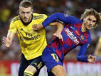 Barca 2-1 Arsenal: Barca giành cúp Joan Gamper