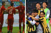 Trực tiếp U18 Việt Nam vs U18 Malaysia trên kênh nào?