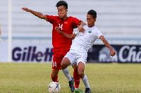 U15 Việt Nam 1-3 U15 Malaysia: U15 Việt Nam xuống chơi trận tranh hạng 3
