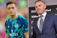 Wayne Rooney trở lại Anh, Mesut Ozil thế chân ở DC United?