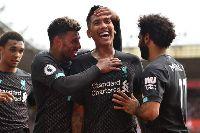 Bảng xếp hạng Ngoại hạng Anh 2019/2020: Liverpool vươn lên dẫn đầu