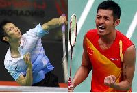 Nguyễn Tiến Minh để thua đáng tiếc trước Lin Dan ở giải vô địch cầu lông thế giới