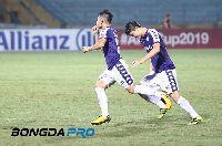 Hà Nội FC 3-2 Altyn Asyr: Quang Hải lập cú đúp, Hà Nội FC đặt 1 chân vào chung kết AFC Cup