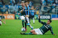 Trực tiếp Gremio vs Palmeiras: Huynh đệ tương tàn