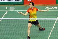 Trực tiếp cầu lông Vũ Thị Trang vs Jia Min Yeo: Thừa thắng xông lên