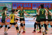 Lịch thi đấu bóng chuyền cúp THVL 2019 hôm nay (26/8): VTV Bình Điền Long An vs Malaysia