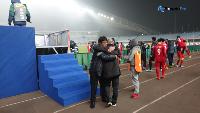 HLV Park Hang-seo lại rớt nước mắt khi U23 Việt Nam tiếp tục làm nên kỳ tích