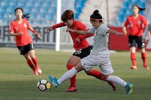 Lịch thi đấu bán kết Asian Cup Nữ 2018