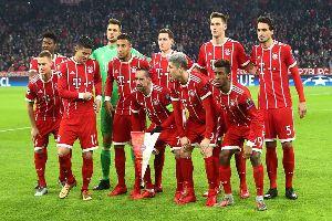 Lịch thi đấu giao hữu hè 2018 của Bayern Munich