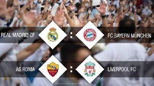 Nhận định bán kết Champions League: Chuông nguyện hồn ai